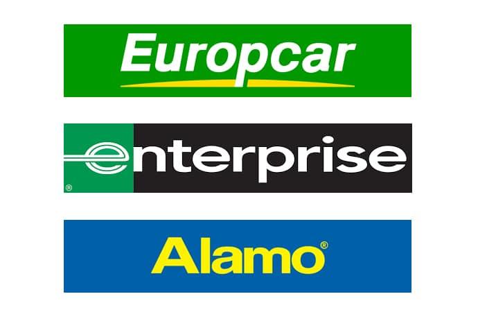 شرکت های اجاره خودرو