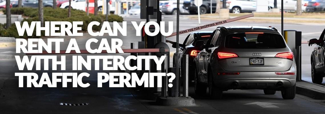 اجاره خودرو با مجوز تردد