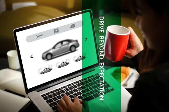 اجاره ماشین به صورت اینترنتی