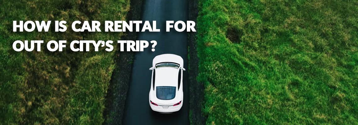 اجاره ماشین برای سفر خارج شهری