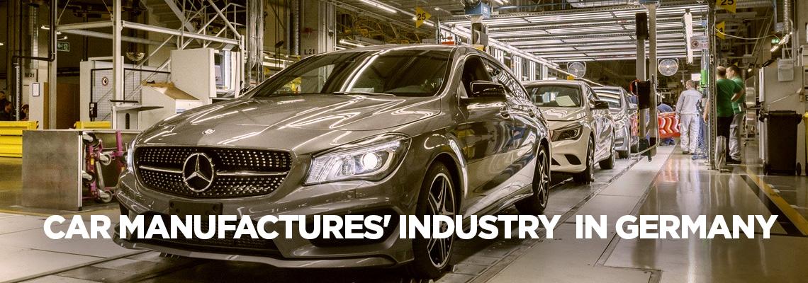 خودروسازی در آلمان