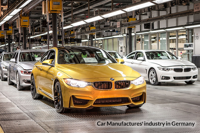 صنعت ماشین سازی در آلمان